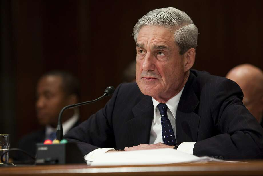 Robert Mueller, shown in 2013, is interviewing senior intelligence officials as part of a widening probe. Photo: CHRISTOPHER GREGORY, NYT