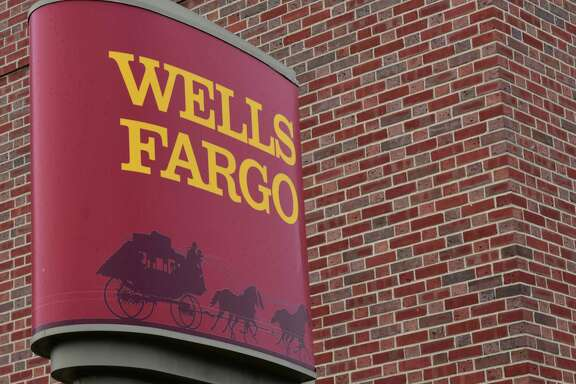 Wells Fargo logo.
