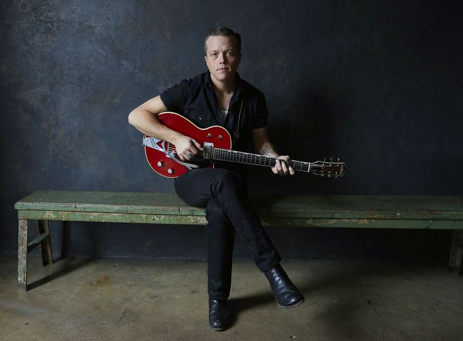 "Singer-songwriter Jason Isbell comes to Oakland with The 400 Unit on tour with the new album ""The Nashville Sound."" Photo: Danny Clinch, Associated Press"
