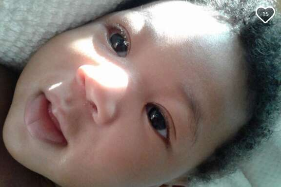 A 10-month-old, identified on a GoFundMe page as Messiah Justice Marshall, was shot and killed Wednesday afternoon in southwest Houston.