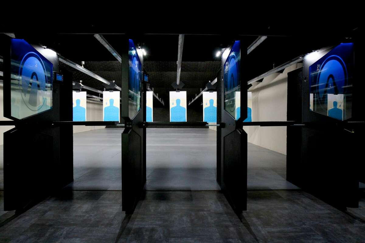 Shoot at the $42 million, 30,000-square-foot North Side gun range Mission Ridge Range and Academy and its 34 shooting lanes are set to open the last week in June 2017.
