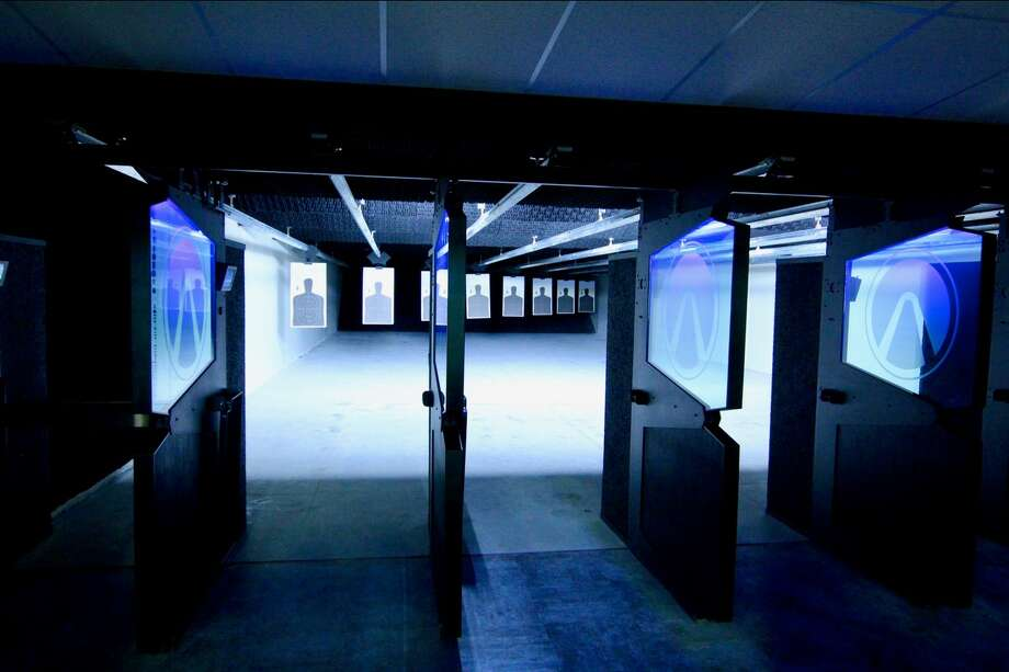 New luxury gun rangeThe $4.2 million, 30,000 square foot Mission Ridge Range and Academy opened over the summer. Photo: Courtesy/Mission Ridge Range And Academy