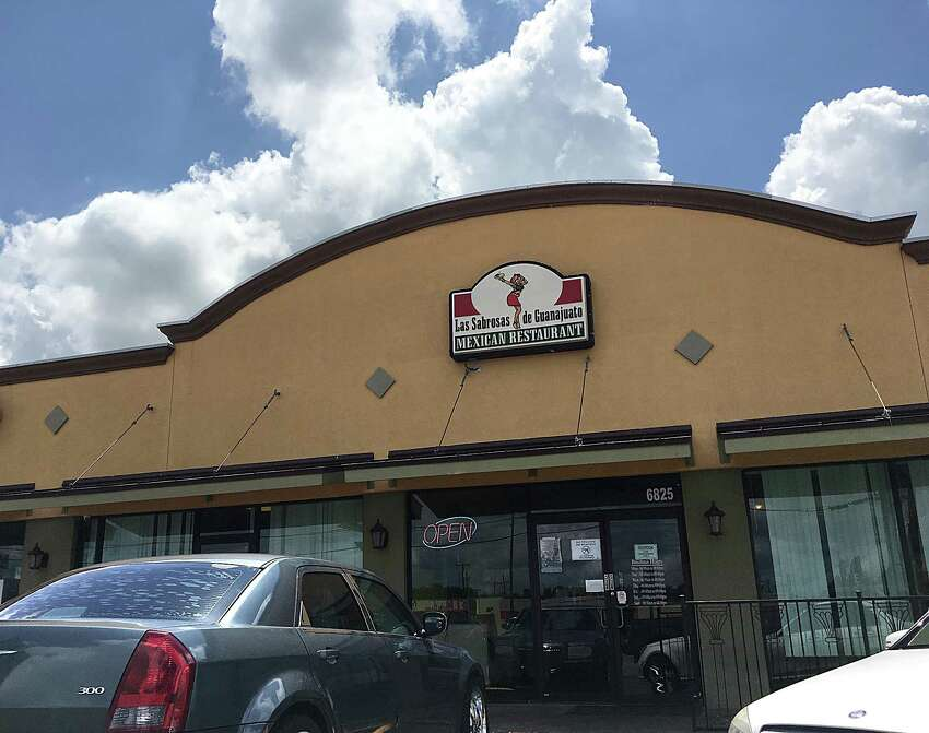 Las Sabrosas de Guanajuato: 6825 San Pedro Ave., San Antonio, TX 78216 Date: 02/05/2018 Score: 75 Highlights: Inspector observed mold on wall under ware washing machine; food not held at correct temperature; employee seen handling ready-to-eat foods with bare hands; employee seen not washing hands properly; no Certified Food Manager present at time of inspection; accurate thermometers not found in coolers; bulk foods must be properly labeled