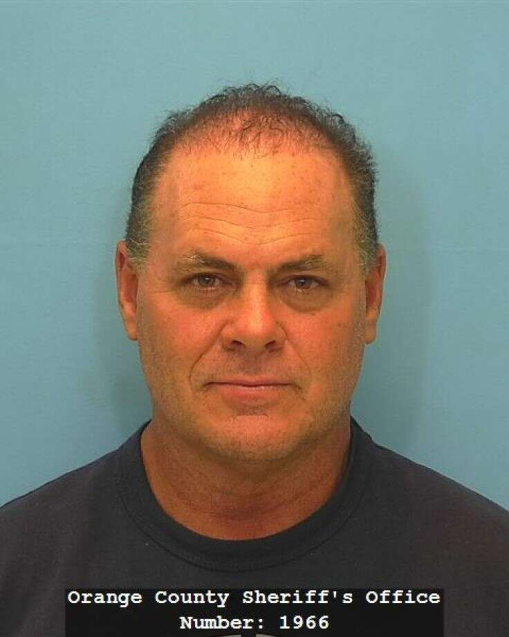 Carl Broussard, 53, faces two second-degree felony charges for allegedly leaving the scene of a fatal auto pedestrian accident that killed a woman and her 6-year-old daughter. / Stratford Booster Club