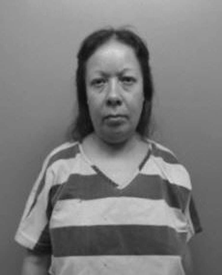 Elva Rosa Gonzalez, 49, was charged Tuesday, June 13, with making a false report to police, a Class B misdemeanor. Photo: Webb County Sheriff's Office