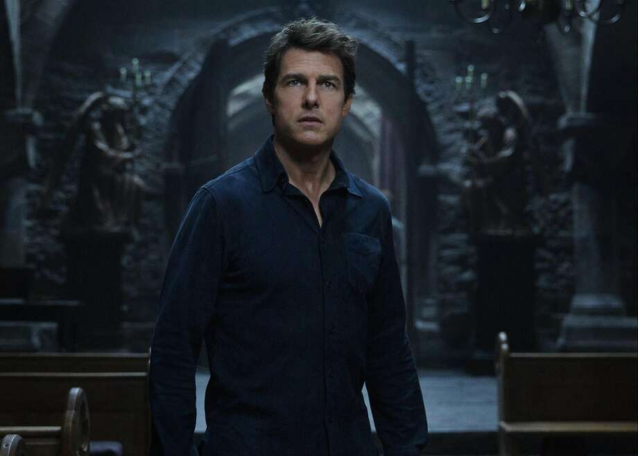 """""""The Mummy"""" is getting deadly reviews, but Universal will soldier on with its Dark Universe plans. And Tom Cruise's 2017 looks bright. Photo: Universal"""
