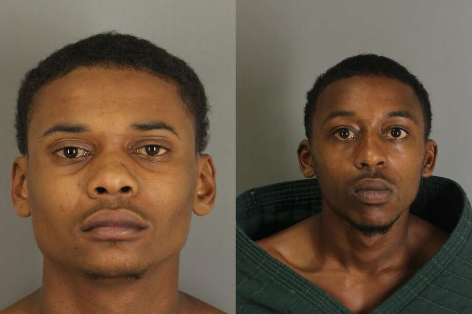 Douglas John Martin, 21 and Shavonskie Ardoin, 23 were arrested on Wednesday in connection to a Hardin County store robbery. Photo: Jefferson County Correctional Facility