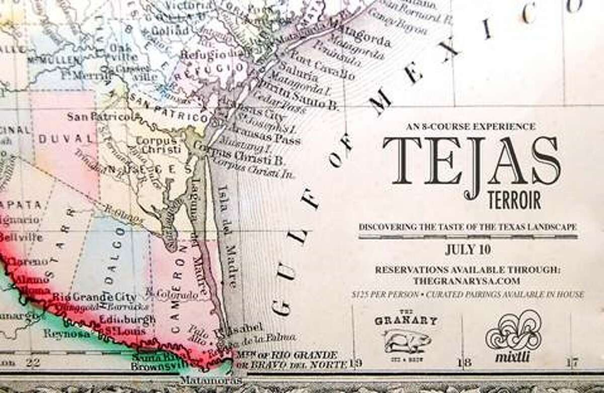 The kitchens of The Granary and Mixtli will team up for a Tejas Terroir Dinner on July 10 celebrating the state's indigenous ingredients.
