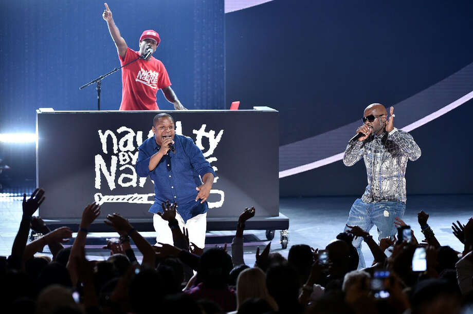 Hip-hop legends, Naughty by Nature, Coolio and Rob Base, bring some iconic songs to the Tall City.  Photo: Courtesy Photos