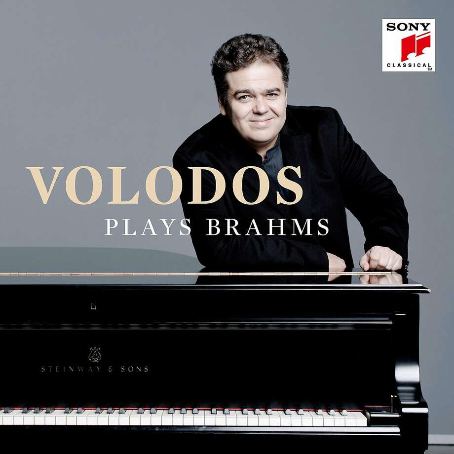 Volodos Plays Brahms Photo: Sony Classical