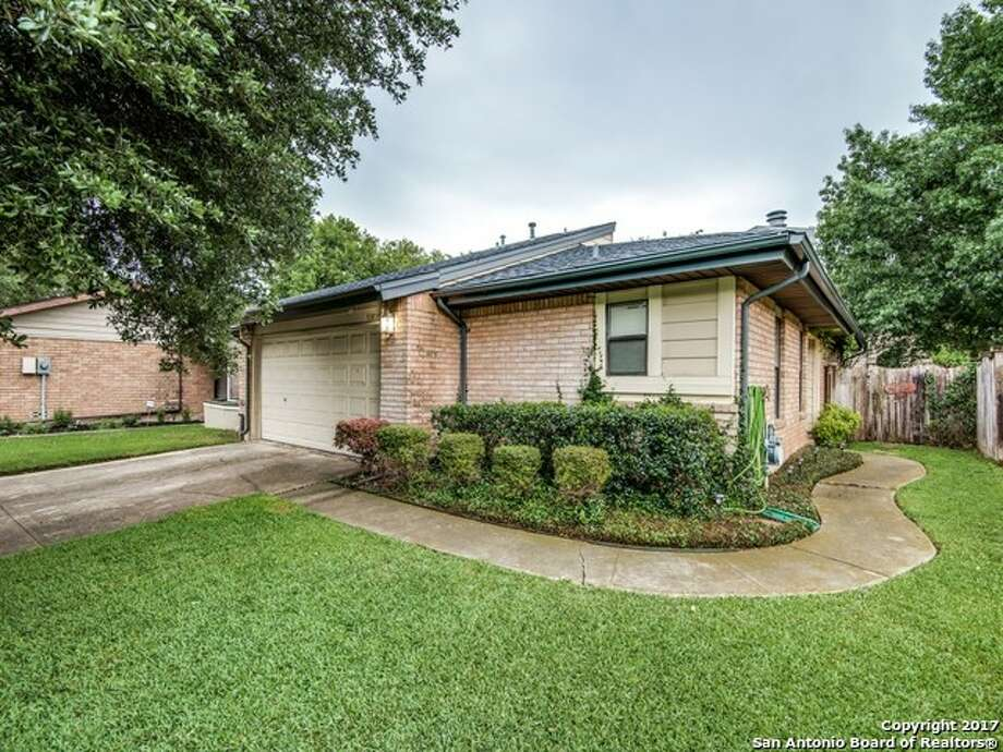 Sponsored by Jerry Birdsong of Century 21 Northside  VIEW DETAILS for 11839 Burning Bend St., San Antonio, TX 78249 When: 11 a.m.-3 p.m. Sunday MLS: 1243999 VA/FHA/conv./cash/rent-to-own eligible. Investors welcome! Convenient to Medical Center and UTSA. Quiet neighborhood. Northside Independent School District. New roof, French doors to second bedroom, new ceiling fan, and more. For more information or private showing, call Jerry at (210) 570-7675.  Photo: Photo Provided By Century 21 Northside