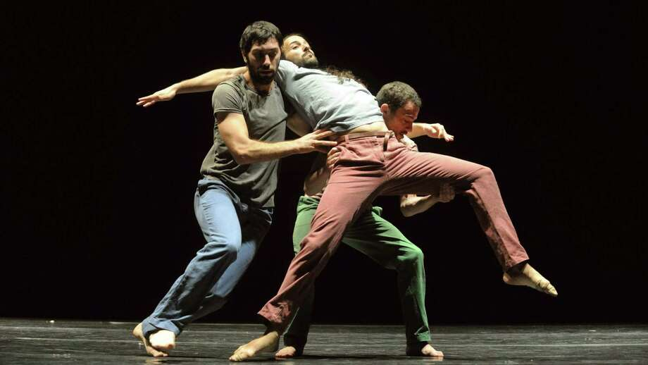 Roy Assaf Dance  Courtesy: Jacob's Pillow
