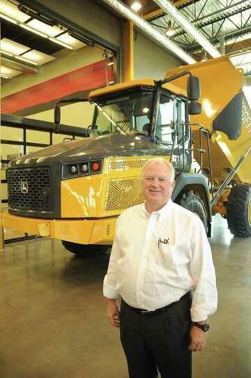 No  10: Heavy equipment dealer Leslie Doggett Industries