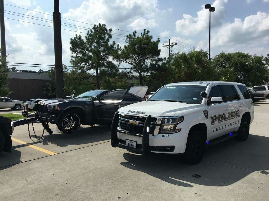 Police are searching for three men who attempted to steal about $5,000 worth of tools from Home Depot Wednesday afternoon. Photo: Jay R. Jordan