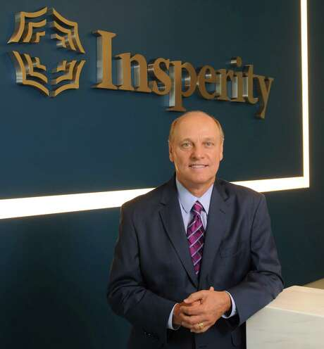Paul Sarvadi, chairman and CEO of Insperity, at the company's headquarters in Kingwood Thursday May 25, 2017. (Dave Rossman Photo) Photo: Dave Rossman, Freelance / Dave Rossman