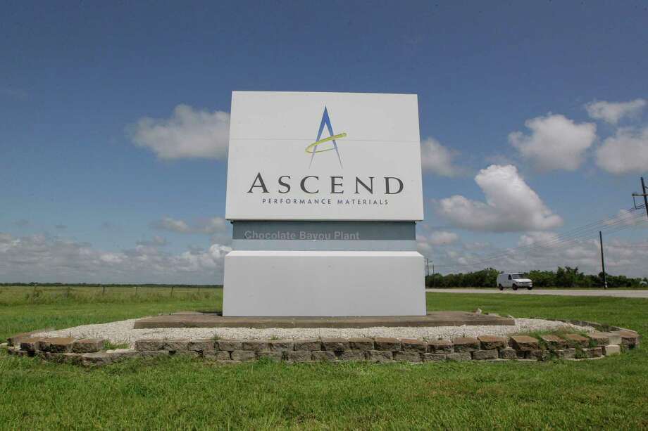 Ascend Performance Materials Chocolate Bayou Facility Tuesday, May 30, 2017, in Alvin. ( Steve Gonzales  / Houston Chronicle ) Photo: Steve Gonzales, Staff / © 2017 Houston Chronicle