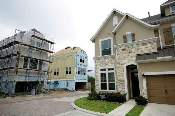 Weekley Homes is building in Westview Manor in the Spring Branch area.