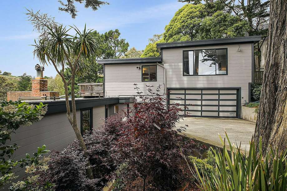 50 HIliritas Ave. in Glen Park is a three bedroom Midcentury available for $1.795 million. Photo: Open Homes Photography