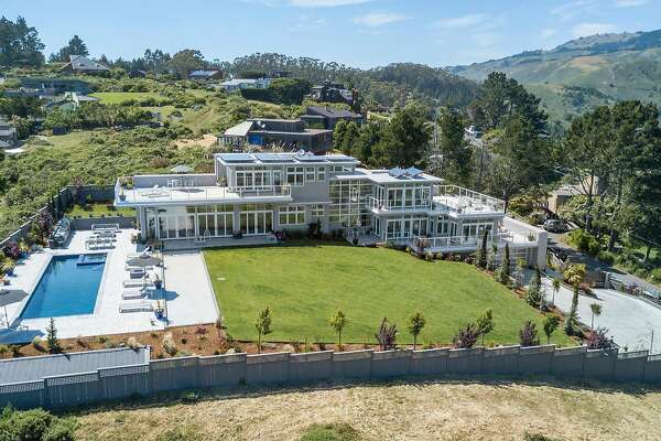 36 Starbuck Drive in Muir Beach is available for $11.7 million.