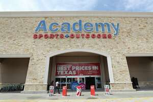 Academy Sports & Outdoors, 9734 Katy Freeway at Bunker Hill, photographed Thursday, June 1, 2017, in Houston. Academy Sports & Outdoors, a sports, outdoor and lifestyle retailer with more than 230 stores in 16 states, is one of Houston's largest private companies. ( Steve Gonzales  / Houston Chronicle )