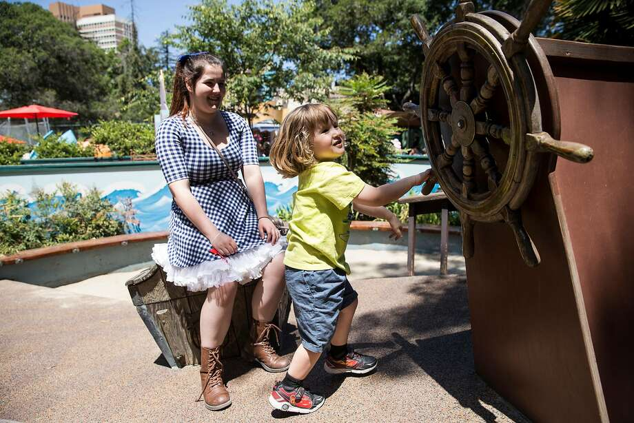 Whimsical fun for the whole family in Oakland - SFGate