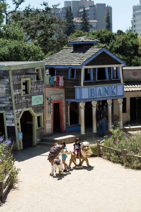 Children's Fairyland in Oakland offers many family activities. Photo: Laura Morton, Special To The Chronicle
