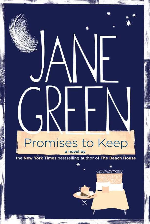 Westport author Jane Green's latest novel, Promises to Keep, discusses the sustainability of platonic friendships, especially in the throes of dealing with a fatal illness. Photo: Contributed Photo / Westport News