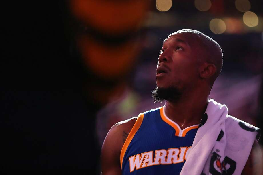 PHOENIX, AZ - OCTOBER 30:  David West #3 of the Golden State Warriors during the first half of the NBA game against the Phoenix Suns at Talking Stick Resort Arena on October 30, 2016 in Phoenix, Arizona.  NOTE TO USER: User expressly acknowledges and agrees that, by downloading and or using this photograph, User is consenting to the terms and conditions of the Getty Images License Agreement.  (Photo by Christian Petersen/Getty Images) Photo: Christian Petersen, Getty Images
