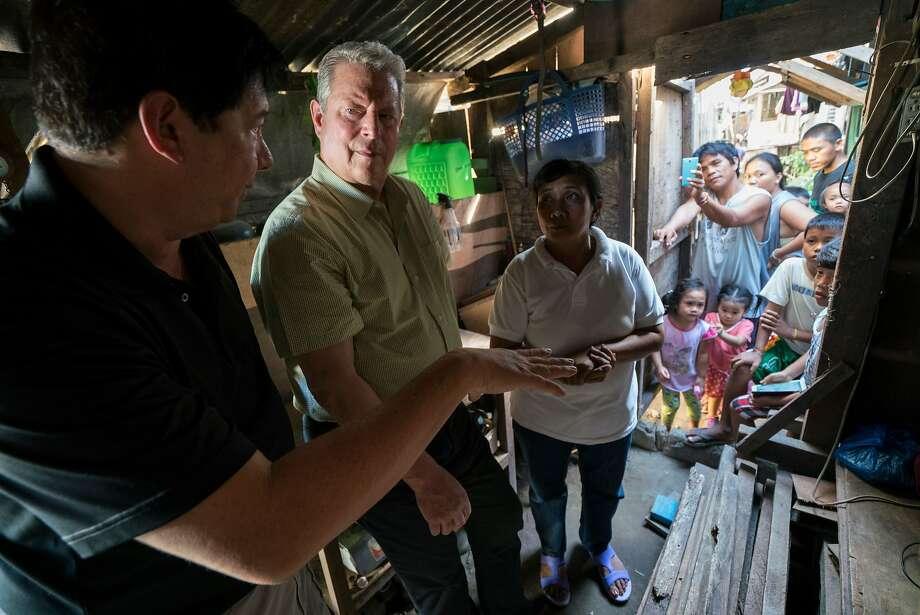 "Al Gore in ""An Inconvenient Sequel."" Photo: Participant Media"