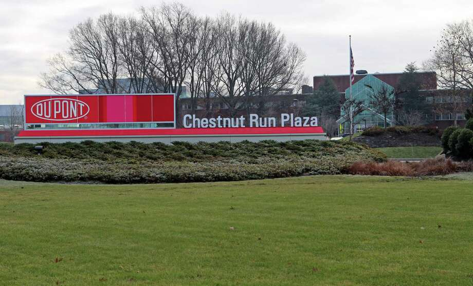 DuPont headquarters in Wilmington, Del. The company's C8 compound was used in the production of Teflon. Photo: Jennifer Corbett, MBO / The News Journal