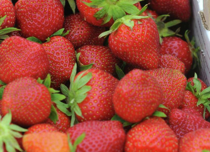 STRAWBERRIES Growing season: June - Early July