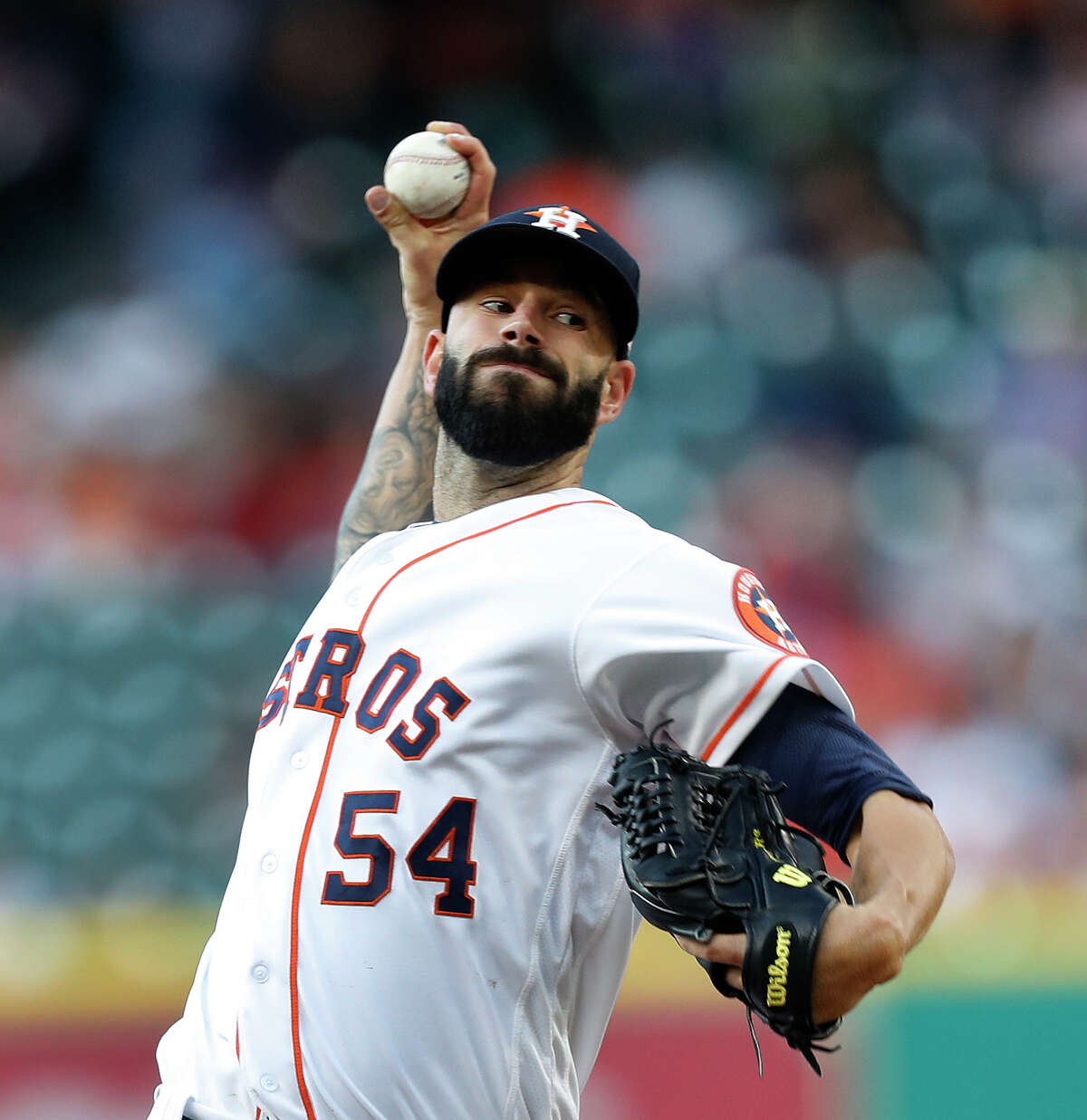 After what amounted to a momentary demotion to the bullpen, Mike Fiers has won three consecutive starts.