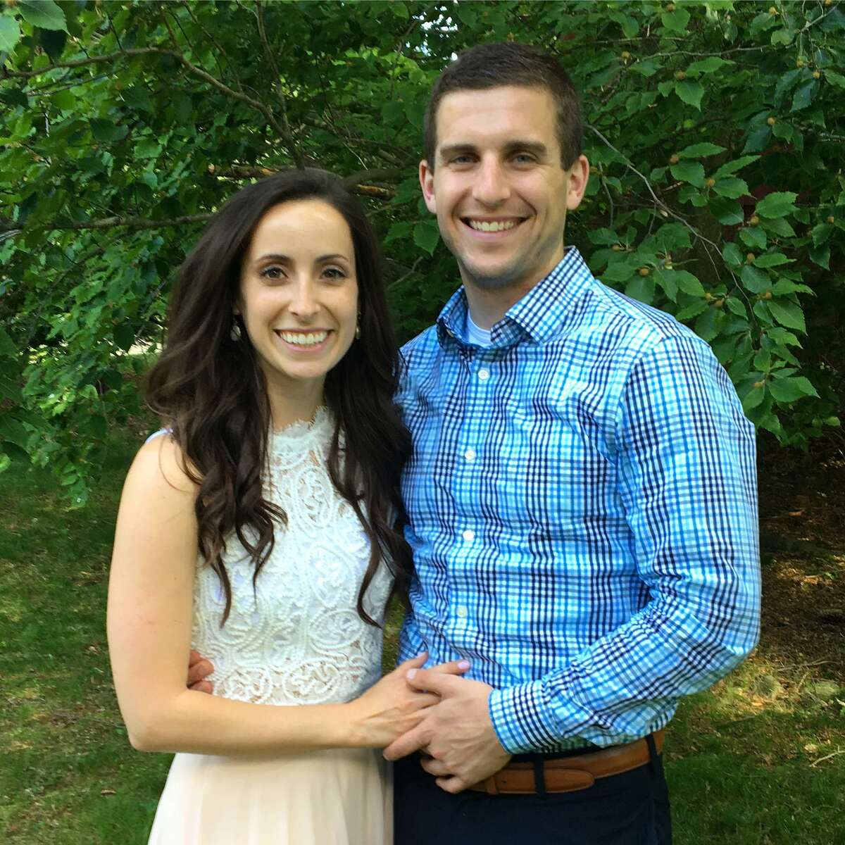 Lauren Elizabeth O'Connor is engaged to be married to Joseph Dominic Lucchesi.