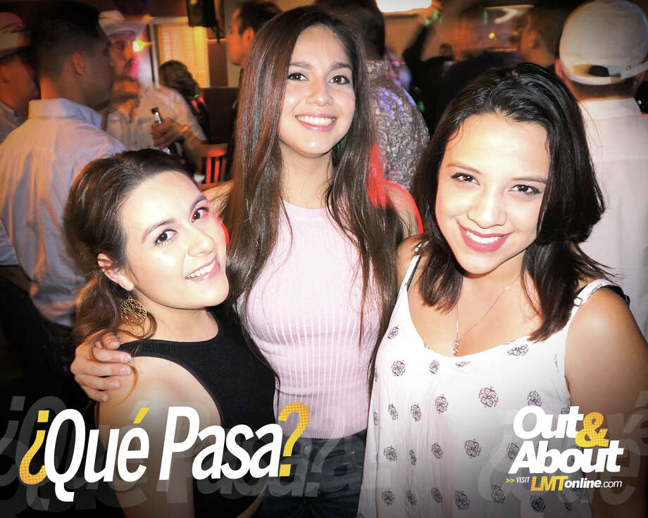Laredoans enjoy nightlife around town at a number of different restaurants and clubs, including Tilted Kilt, Vibe, Hal's Landing and TKO in this weeks' edition of ¿Qué Pasa? Out & About. Photo: Jose Gustavo Morales