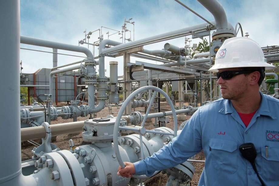 Boardwalk Pipeline Partners' facilities in Sulphur, Louisiana Photo: Boardwalk Pipeline Partners