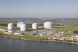 Kinder Morgan's Elba Island LNG Terminal in  Georgia is one of the company's many assets.