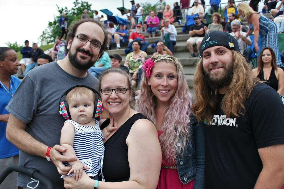 Were you Seen at Alive at Five watching Average White Band, with opening act Victory Soul Orchestra, at Jennings Landing Thursday June 15, 2017 in Albany, NY? Photo: Rezart Bushati