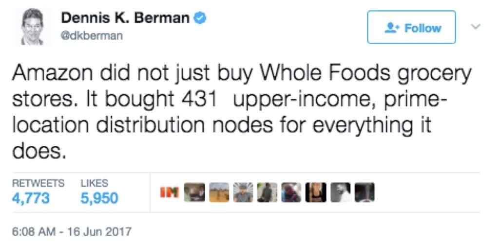 Twitter has some funny, clever things to say about Amazon buying ...