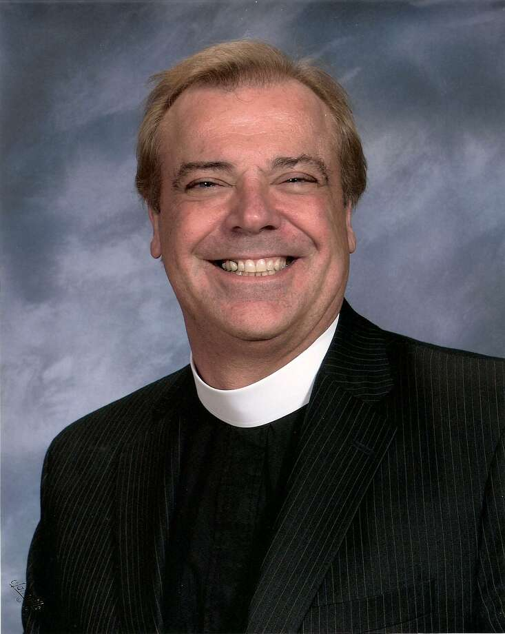 The Rev. Dr. Joseph Krasinski, is the rector of St. James' Episcopal Church on West St. in Danbury. Photo: Contributed Photo / Contributed Photo / The News-Times Contributed