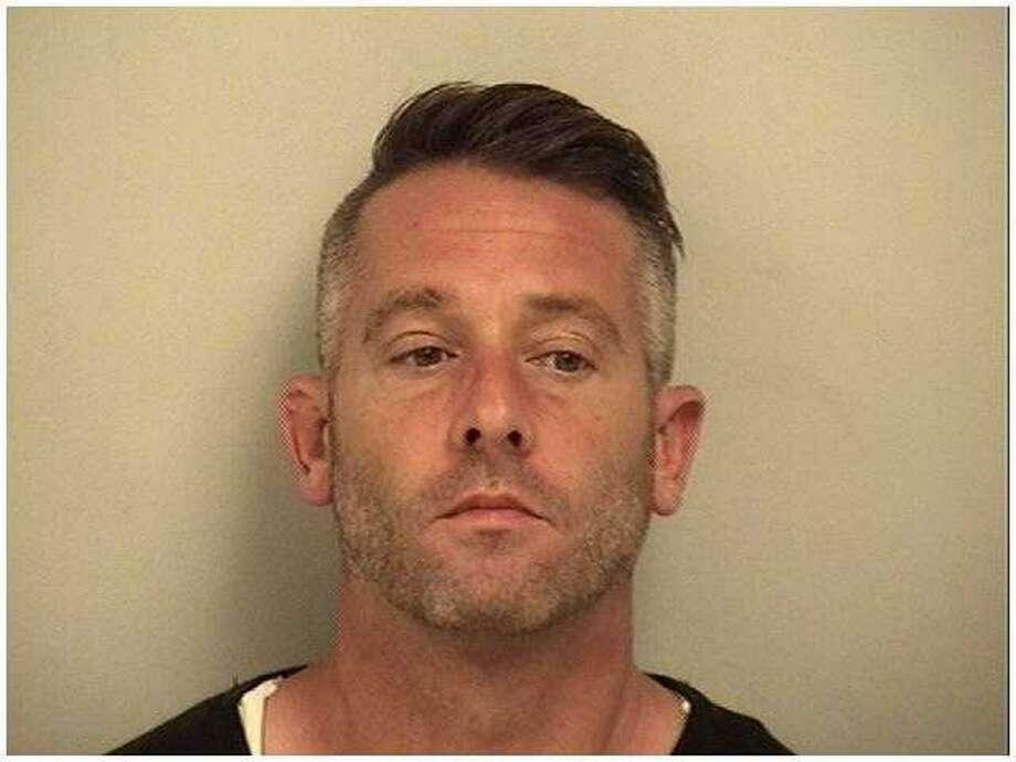 Troy Amarante, 40, of Wallingford Photo: Mugshot / Westport Police Department