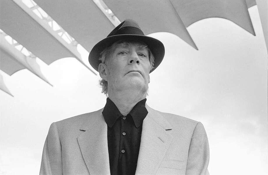 Walter Hopps, The Menil Collection, Houston, 1997. Photo: George Hixson Photo: George Hixson