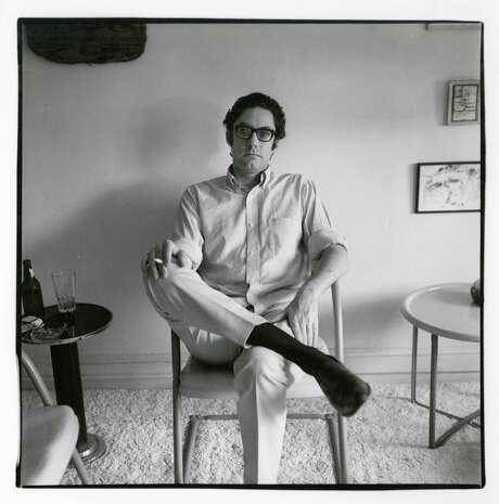 Walter Hopps around 1969. Photo: John Gossage. Reproduced With The Permission Of John Gossage., John Gossage. Reproduced With Permission.