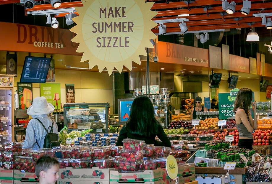 A Whole Foods Market in Mill Valley. Photo: John Storey, Special To The Chronicle