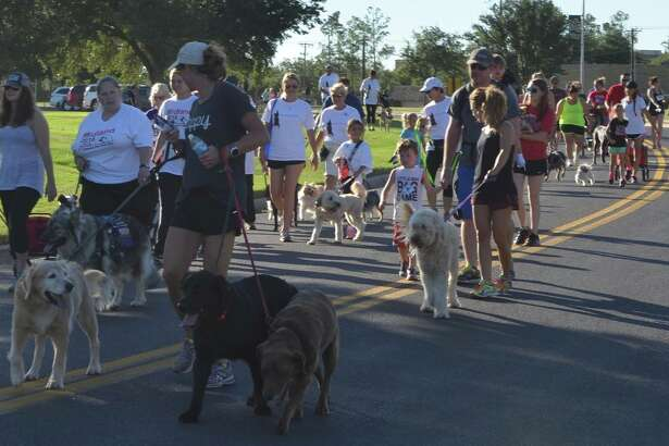 MHC's third annual Hot Dog Run 5K and 1K is June 24 at Midland College. This year, though, the run will be more like a festival.