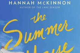 Fairfield author Hannah McKinnon will sign copies of her new novel at Byrd's Books in Bethel.