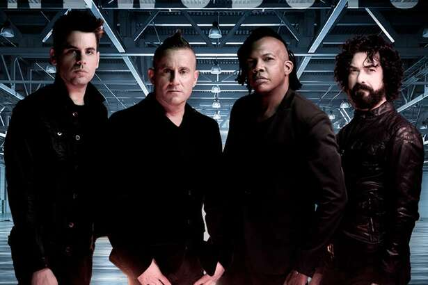 The Newsboys perform at the Palace Theatre in Stamford on Sunday, June 25.