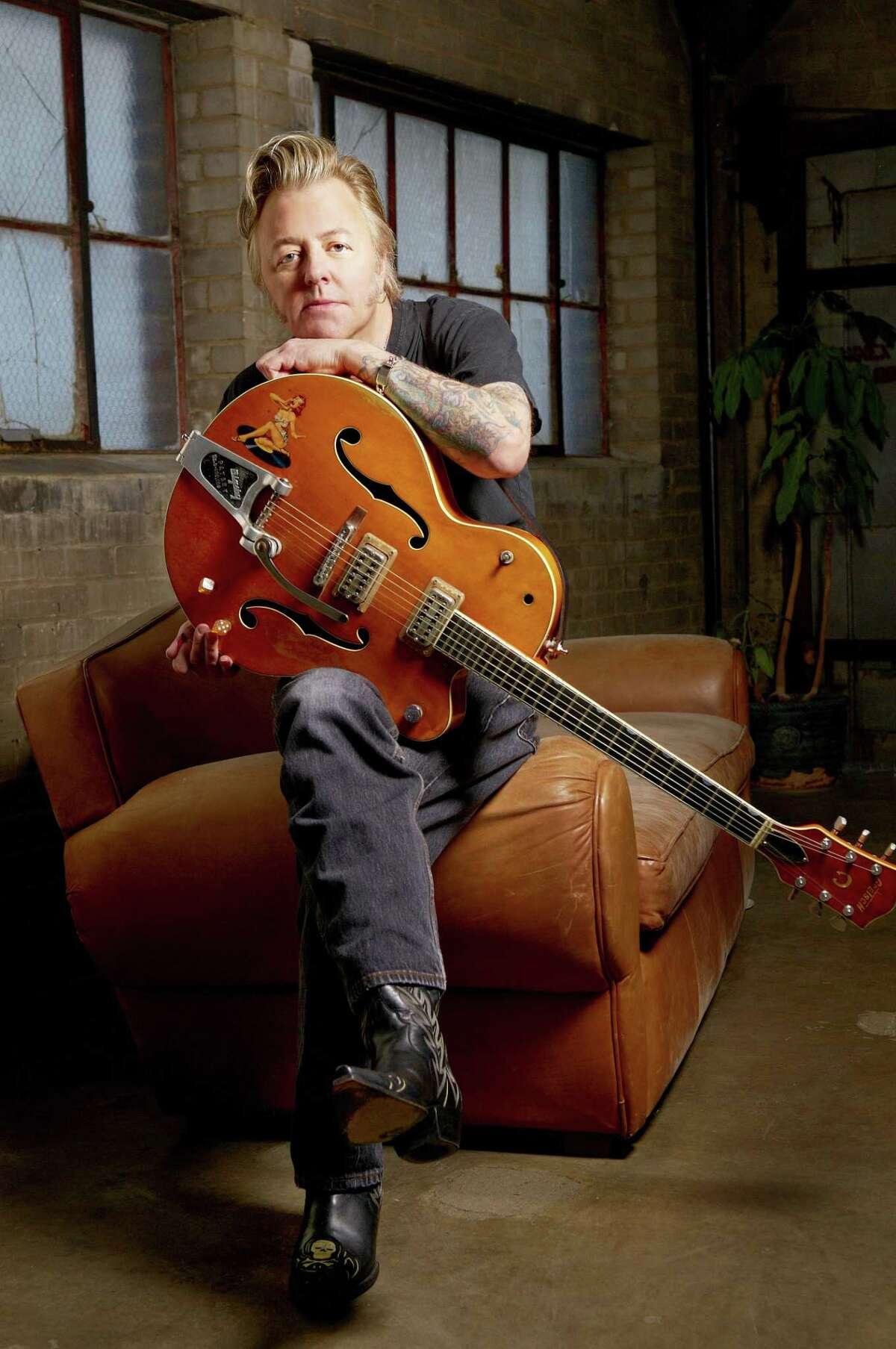 Brian Setzer's Rockabilly Riot comes to Ives Concert Park on Sunday, June 25.