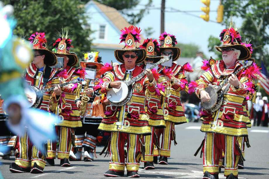 The Barnum Festival Great Street Parade will take place on Sunday, June 25. Photo: Michael Cummo / Hearst Connecticut Media File Photo / Stamford Advocate