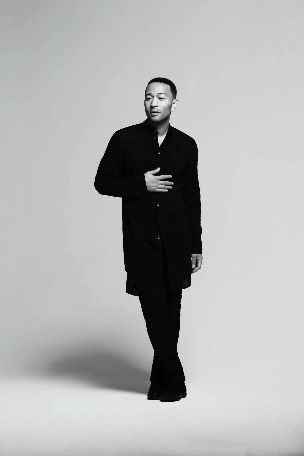 John Legend will perform at Foxwoods Resort Casino on his