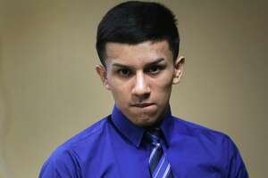 Julian Martinez suggested to jurors that another man shot at a vehicle Amanda Acosta was in March 14, 2016. Acosta, 17, was shot and killed.